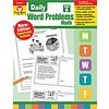 Evan Moor DAILY WORD PROBLEMS GRADE 6 - Revised *