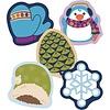 Carson Dellosa Winter Mix Mini Cut-Outs
