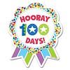 Creative Teaching Press Hooray 100th Days BADGES