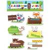 Creative Teaching Press Woodland Friends Classroom Jobs Mini Bulletin Board *