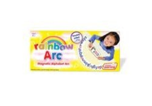 JUNIOR LEARNING Rainbow Arc - Alphabet Magnetic Arc