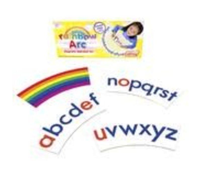 Rainbow Arc - Alphabet Magnetic Arc