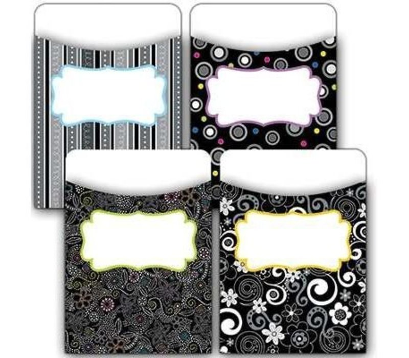 BW Collection Library Pockets - Jumbo