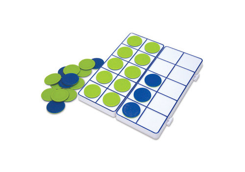 Learning Resources Connecting 10-Frame Trays