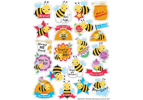 EUREKA Scented Stickers - Honey