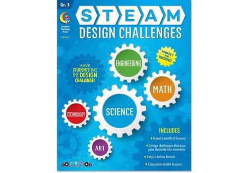 Creative Teaching Press Steam Design Challenges 3 *
