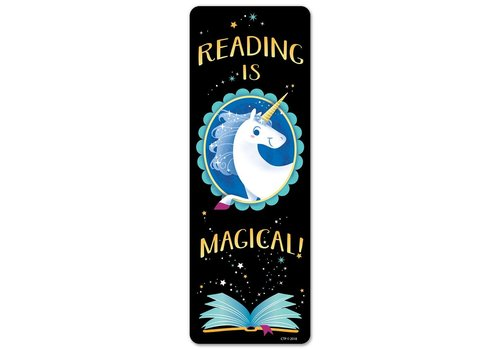 Creative Teaching Press Reading is Magical Bookmarks *