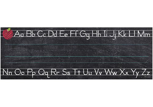 Creative Teaching Press Chalk It Up! Alphabet Name Plates