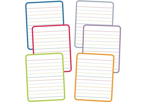 "Creative Teaching Press Rainbow Notebook Paper 6"" Designer Cut-Outs"