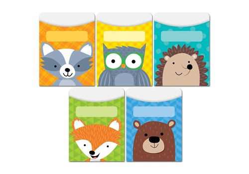 Creative Teaching Press Woodland Friends Library Pockets - Standard