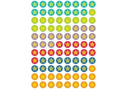Creative Teaching Press Bright Stars Hot Spot Stickers