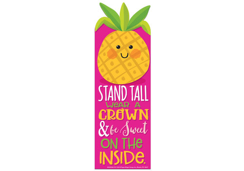 EUREKA Scented Bookmarks - Pineapple
