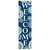 EUREKA Blue Harmony Welcome Banner