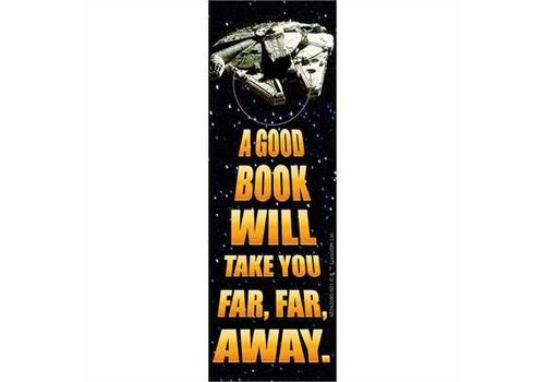 EUREKA Star Wars Good Book Bookmarks