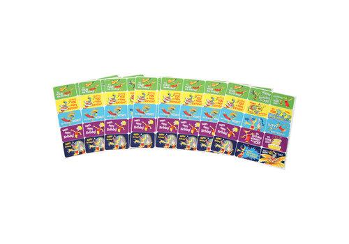 EUREKA Dr. Seuss Happy Birthday Stickers *