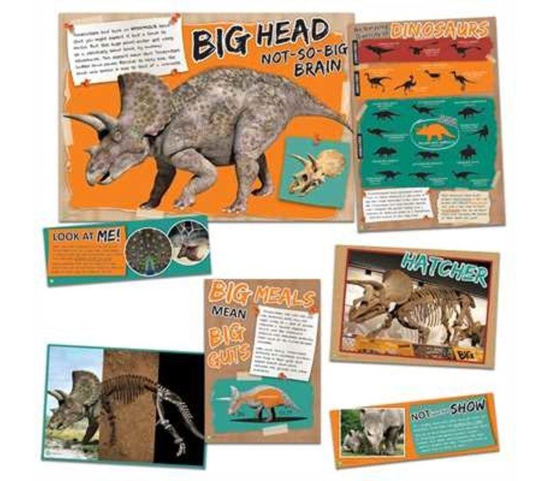 Smithsonian Amazing Dinosaurs BBS *