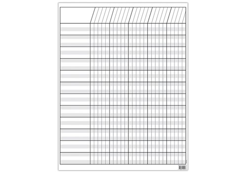 Creative Teaching Press White Large Incentive Chart