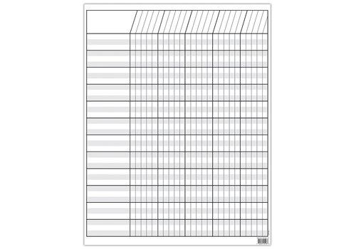 Creative Teaching Press White Large Incentive Chart*
