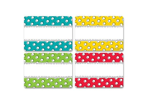 Creative Teaching Press Doodle Dots Labels *