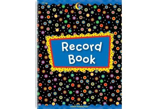 Creative Teaching Press Poppin' Patterns Record Book