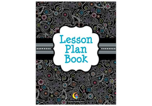 Creative Teaching Press BW COLLECTION LESSON PLAN BOOK