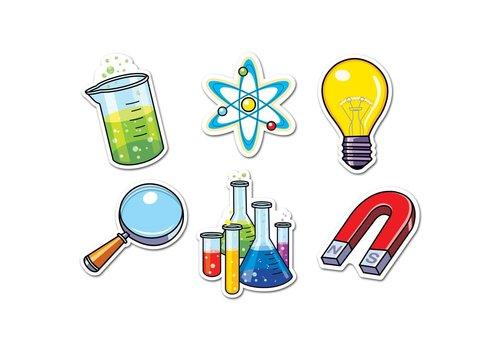 "Creative Teaching Press Science Lab 6"" Designer Cut-Outs"