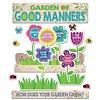 Creative Teaching Press Garden of Good Manners Mini Bulletin Board