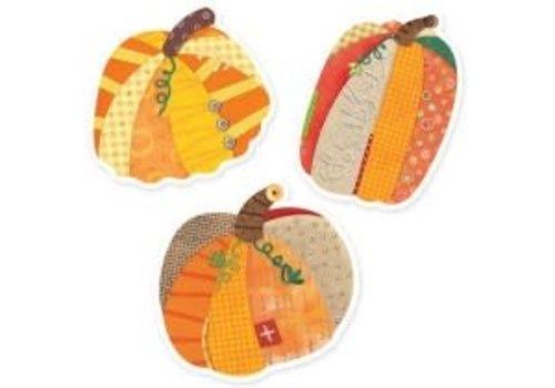 "Creative Teaching Press Pumpkins 6"" Designer Cut-Outs *"