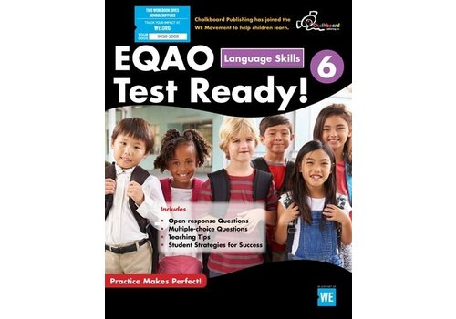 NELSON EQAO Test Ready! Language Skills 6