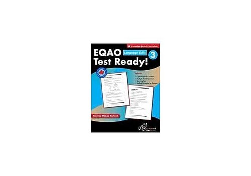 NELSON EQAO Test Ready! Language Skills 3