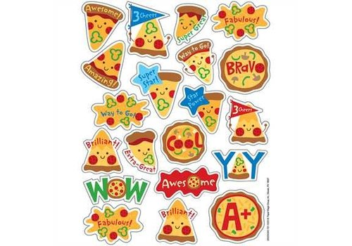 EUREKA Scented Stickers - Pizza