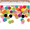 Teacher Created Resources Confetti Straight Border Trim *