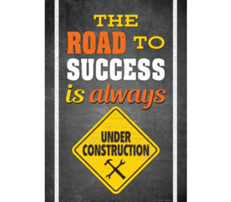 The Road to Success...Poster