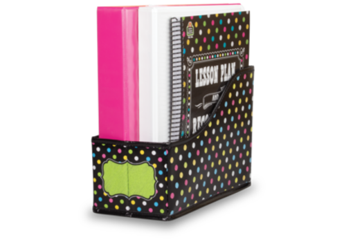 Teacher Created Resources Chalkboard Brights Book Bin