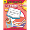 Teacher Created Resources Daily Warm-Ups Reading Grade 1
