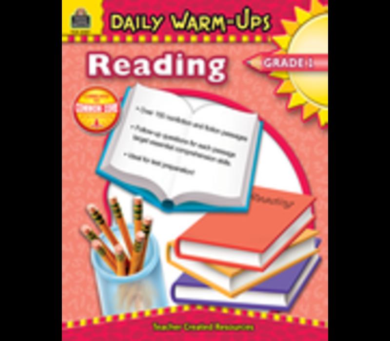 Daily Warm-Ups Reading Grade 1