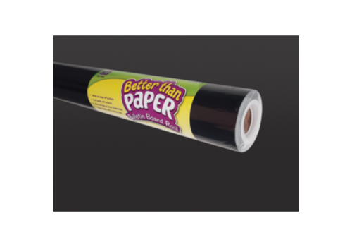Teacher Created Resources Better than Paper - Black Bulletin Board Roll