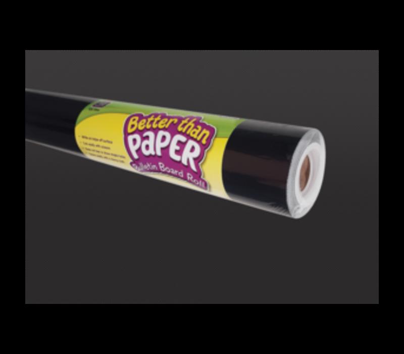 Better than Paper - Black Bulletin Board Roll