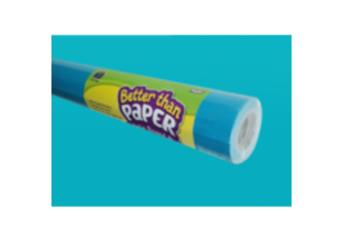 Teacher Created Resources Better than Paper - Teal Bulletin Board Roll