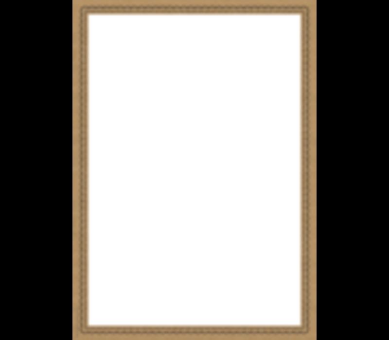 Clingy Thingies - Burlap Large Note Sheet