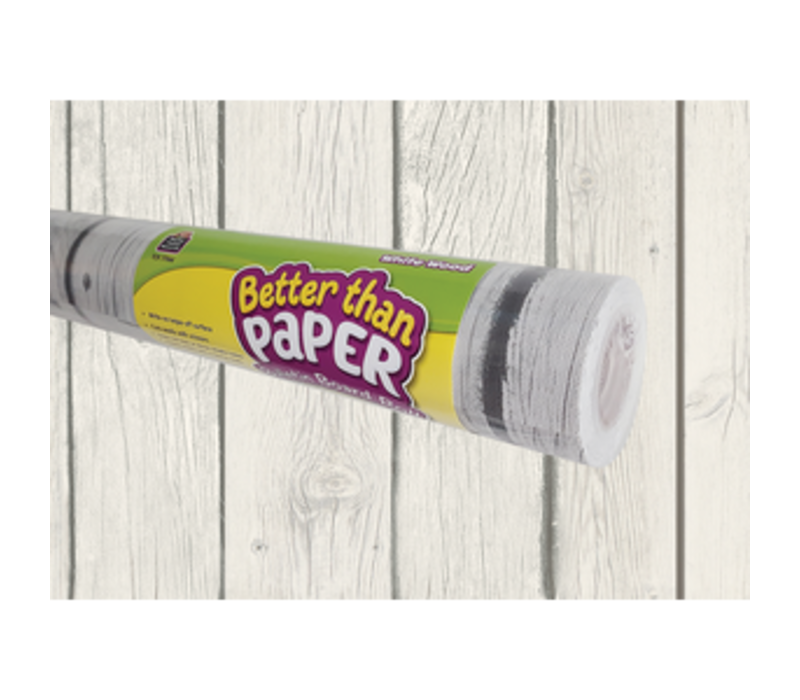 Better than Paper - White Wood Bulletin Board Roll *