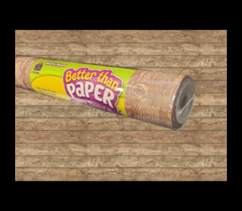 Better than Paper - Rustic Wood Bulletin Board Roll *