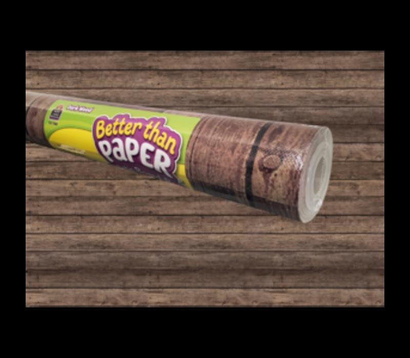 Better than Paper - Dark Wood Bulletin Board Roll *