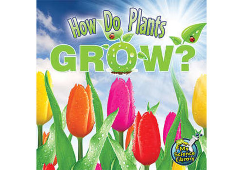Teacher Created Resources How Do Plants Grow? (C)