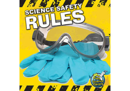 Teacher Created Resources Science Safety Rules (C)