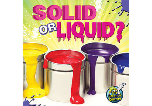 Teacher Created Resources Solid or Liquid? (D)