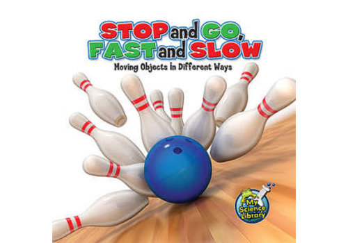 Teacher Created Resources Stop and Go, Fast and Slow (D)