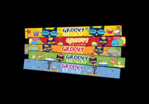 Teacher Created Resources Groovy Birthday Slap Bracelets