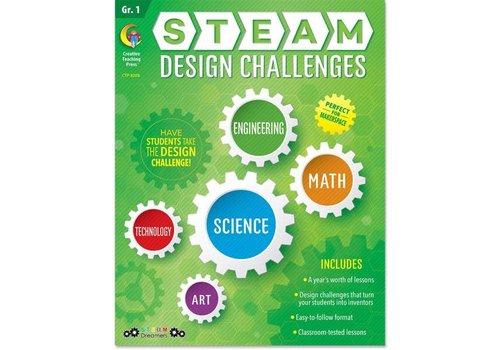 Creative Teaching Press Steam Design Challenges 1