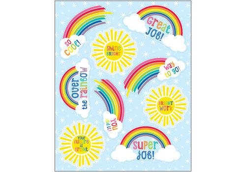 Carson Dellosa Hello Sunshine Motivational Stickers *
